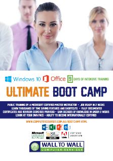 Ultimate BootCamp Course Outlines